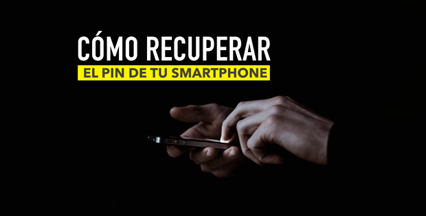 móvil con aplicaciones Android