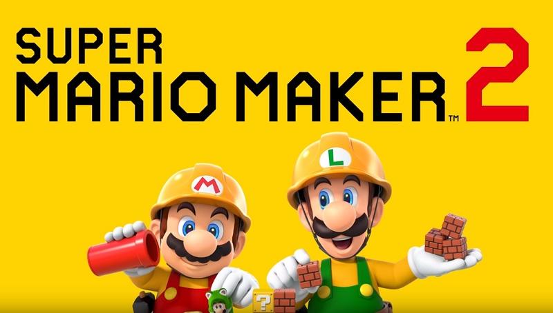 Super Mario Maker 2 es el gran estreno de mayo en Nintendo