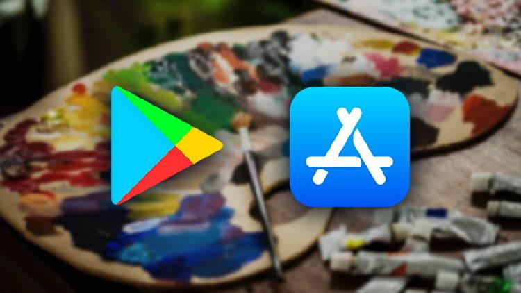 Apps para artistas, conoce el código de color y haz bocetos