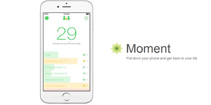 Aplicación Moment