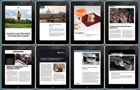 mejor app de ipad para leer| flipboard