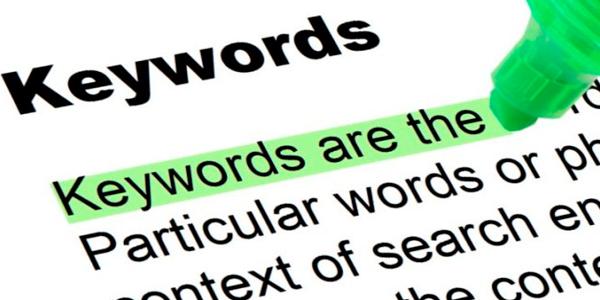 qué es una keyword