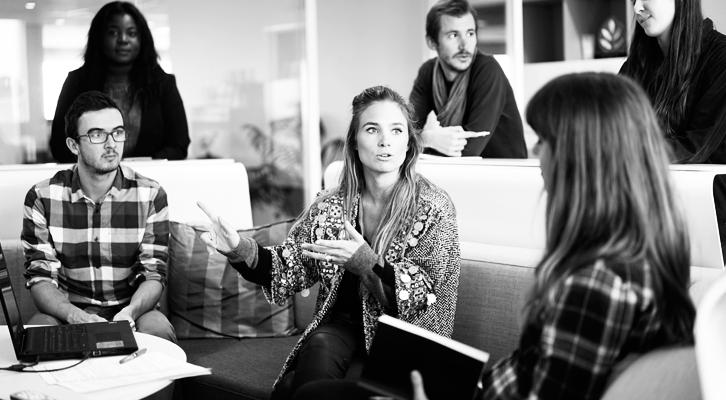 ¿Qué debes hacer después de una reunión?