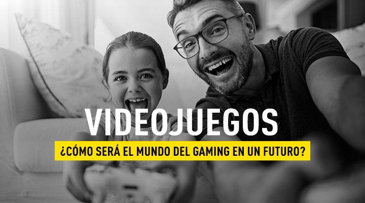 Futuro videojuegos