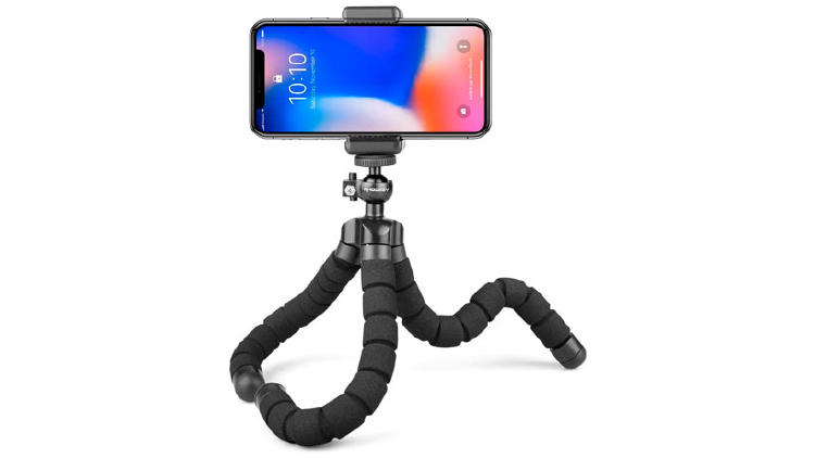 tripode movil foto selfie