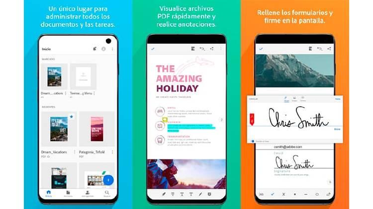 Las mejores apps para leer y editar PDF para tu móvil Android