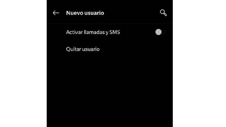 Modo invitado en Android, los usuarios también en el móvil