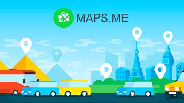 Aplicaciones de mapas sin internet para ahorrar datos