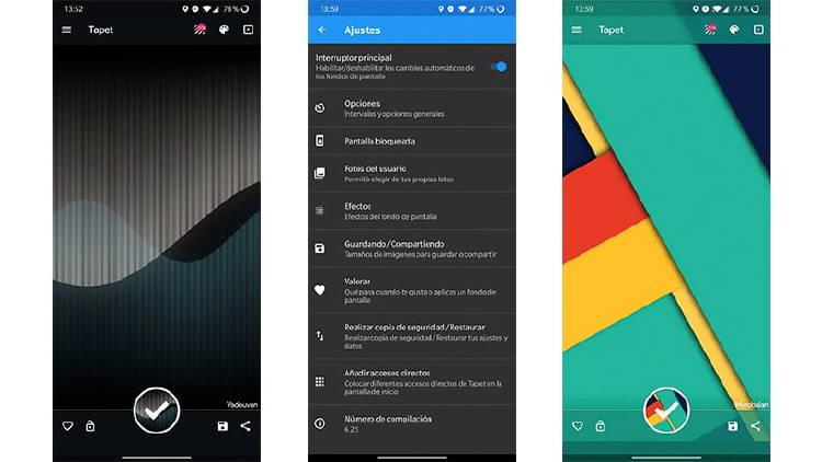 mejores apps fondo de pantalla automatico