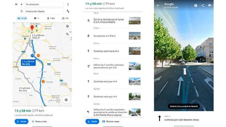 Google Maps mejor GPS