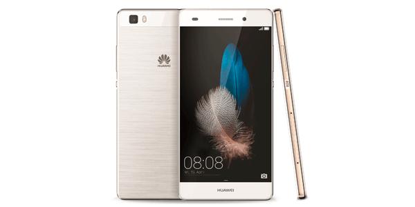 diseño Huawei P8 Lite