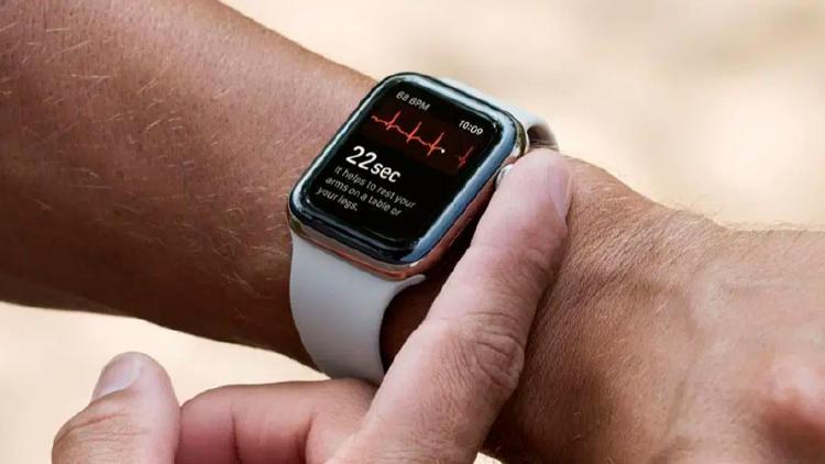 smartwatch reloj inteligente oxigeno sangre