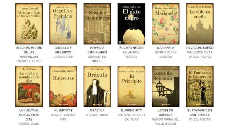 libros dracula clasicos