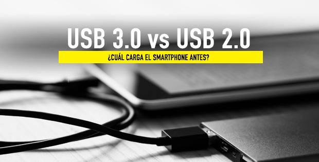 Puertos USB 3.0