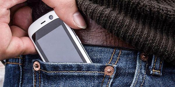 smartphone pequeño