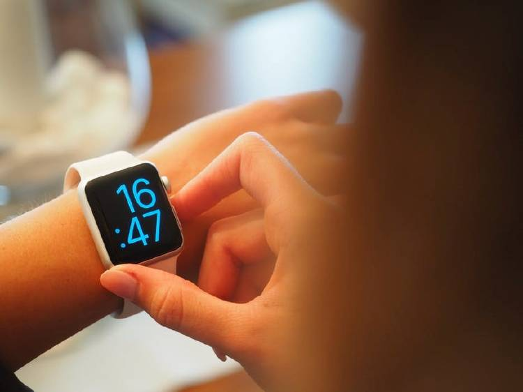 sincronizar un smartwatch