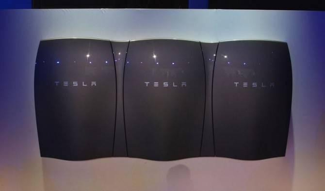 baterías Tesla
