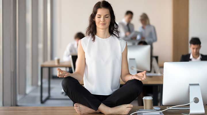 Día Europeo de la meditación: tres claves para lograrlo en el trabajo