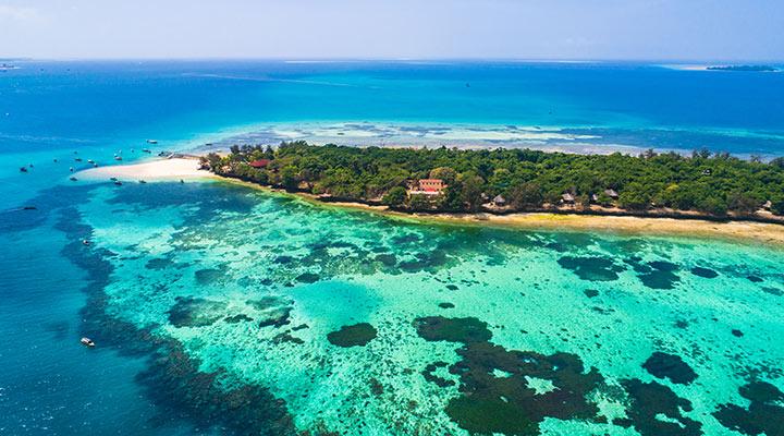 Zanzibar destino