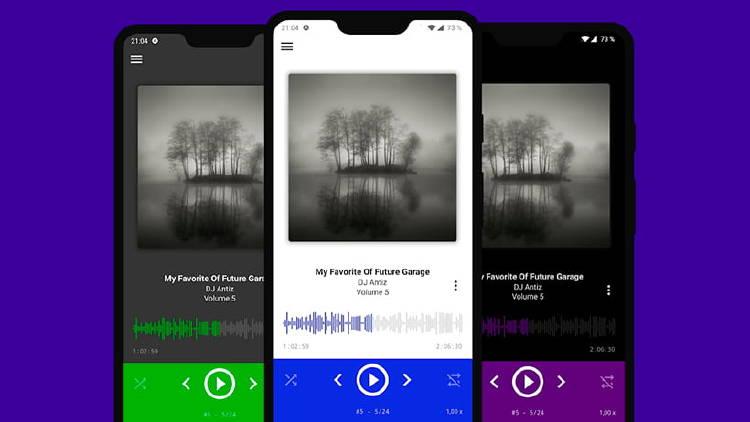 AIMP app musica