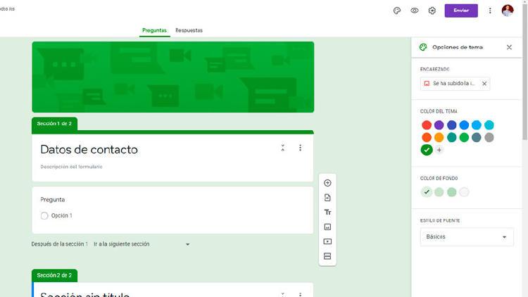 personalizar google-docs