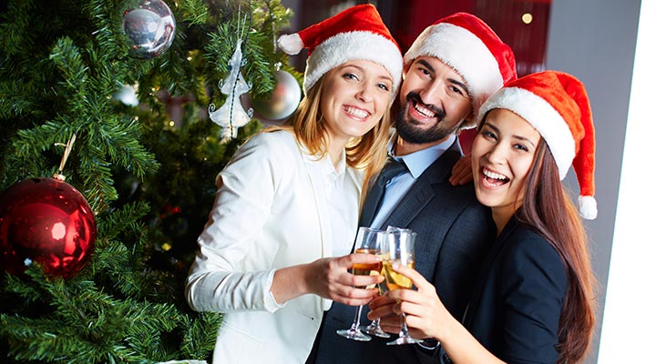 Cómo felicitar la Navidad a tus empleados