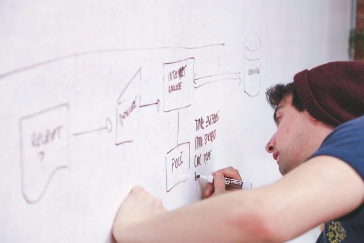 los jóvenes emprendedores acuden a los viveros de empresas
