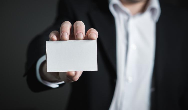 Consejos para crear tu tarjeta de visitas