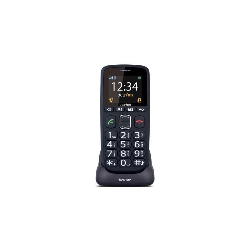 móvil con teclas grandes   Beafon S40 negro