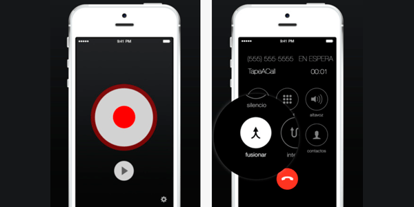 grabar llamada iOS