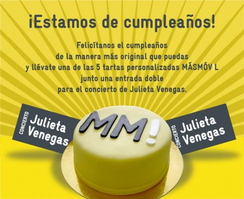 cumpleaños MÁSMÓVIL