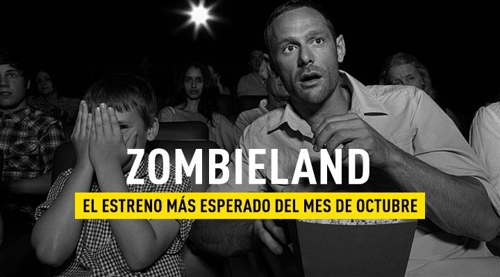 Zombieland mata y remata estreno