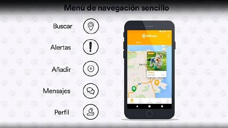 Cómo localizar a tu perro o mascota desde una app