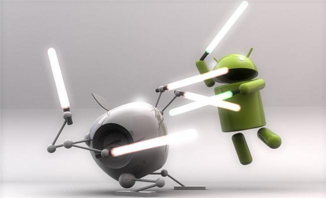 lucha android apple