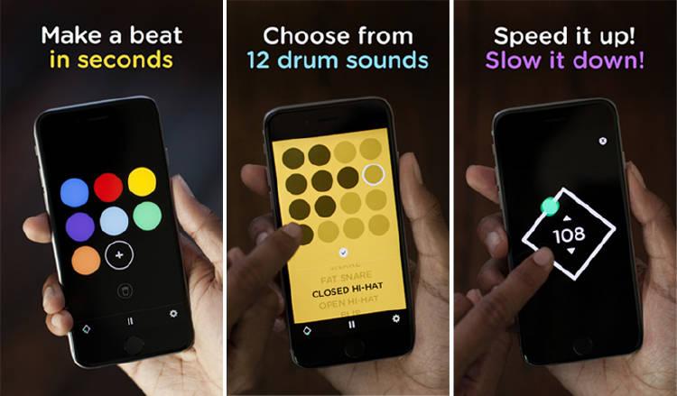 apps para componer música en el móvil