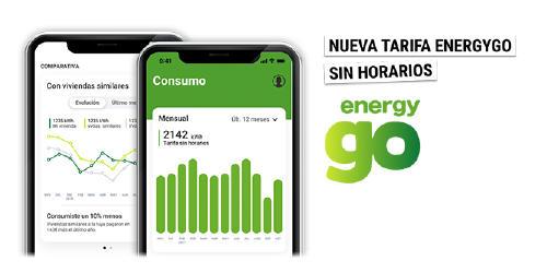 Energygo tarifa sin horas gobierno ahorro