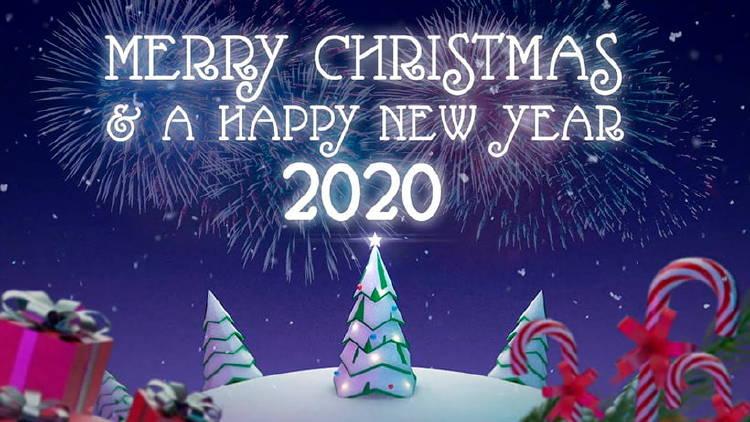 Felicitaciones Navidad 2020