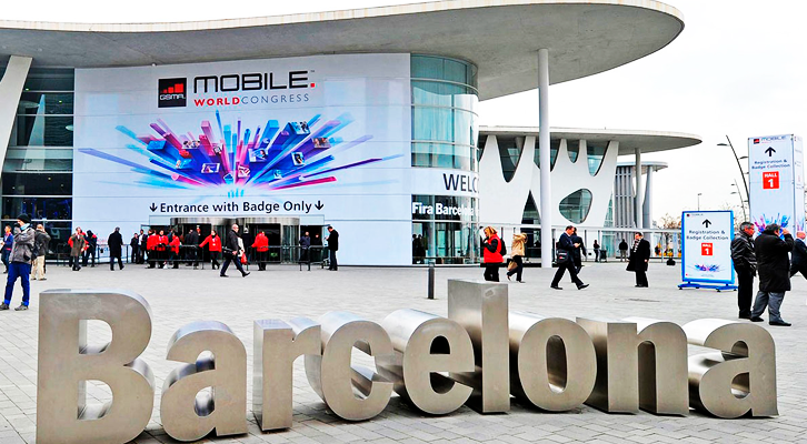 Primeros datos sobre el Mobile World Congress 2018