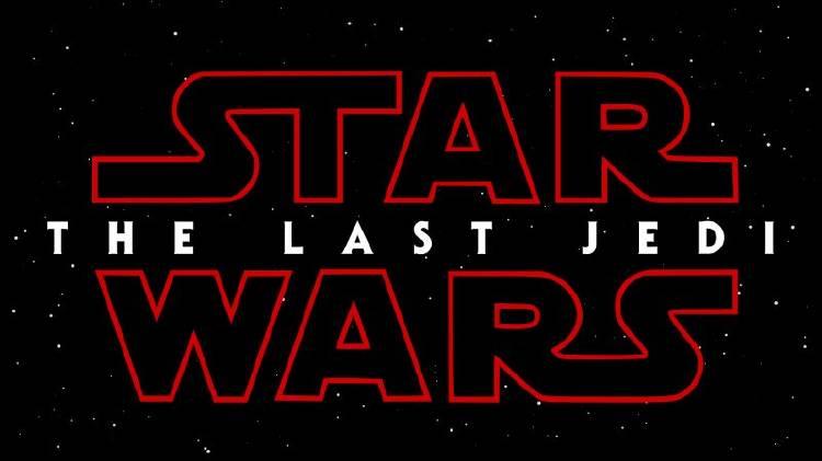 portada de la ultima película de Star Wars