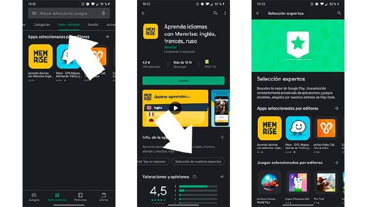 Encuentra la aplicación perfecta que necesitas en Google Play