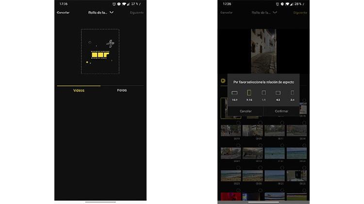 editar videos instagram stories