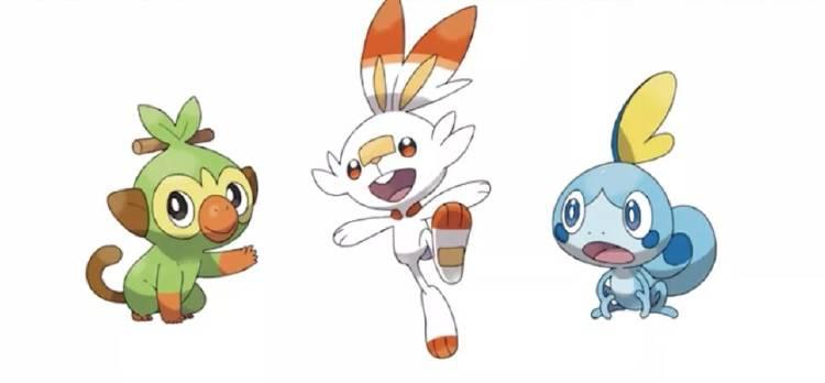 Pokemon 8º generación