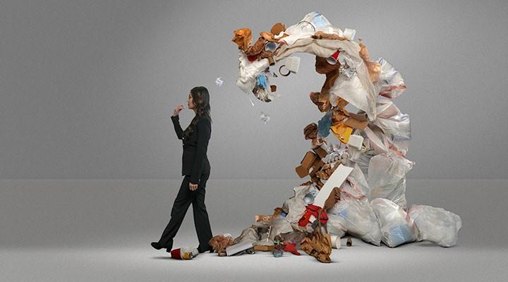 Inicia el cambio desde dentro, recicla