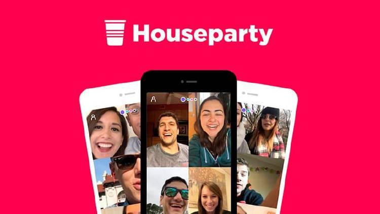Mejores apps para hacer videollamadas con amigos y familiares houseparty
