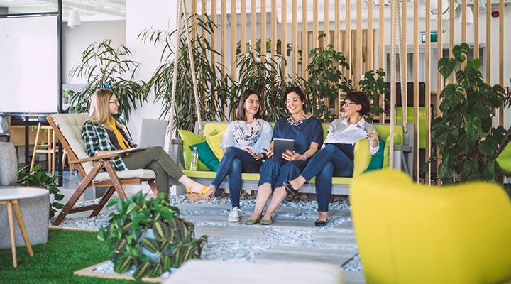 Las ventajas de las oficinas flexibles
