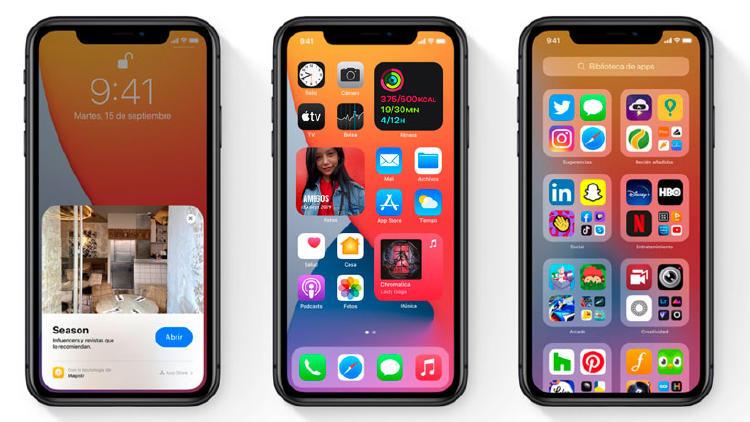 personalizar ios 14 iphone