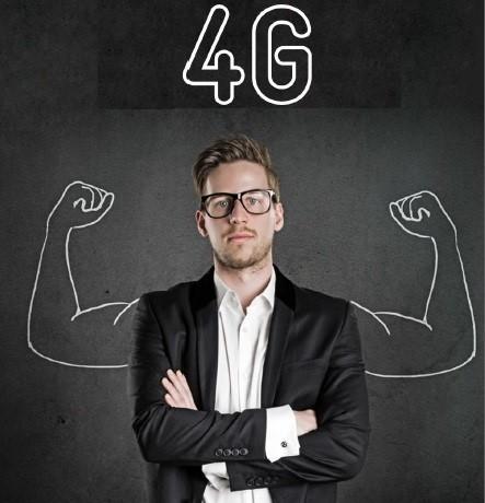 tecnología 4G para empresas