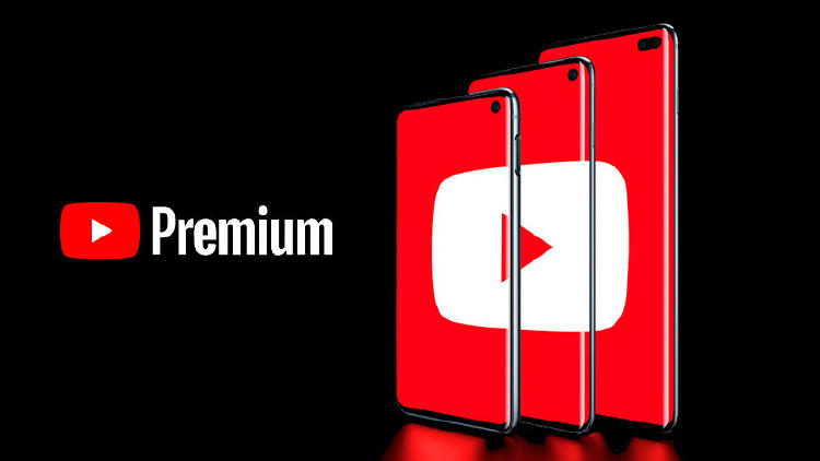 youtube premium moviles