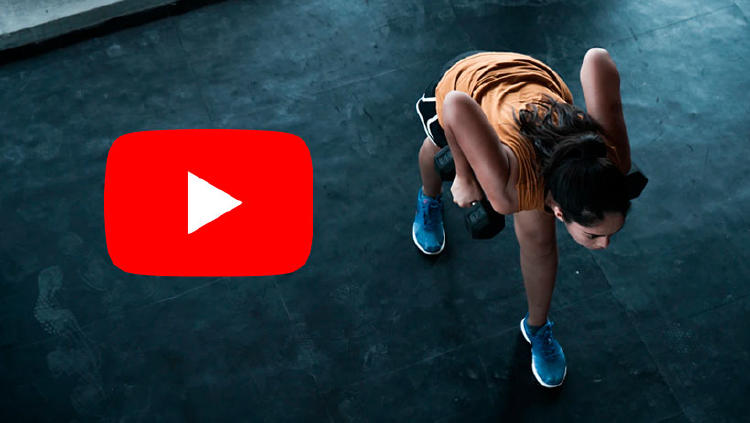 entrenamiento youtube casa