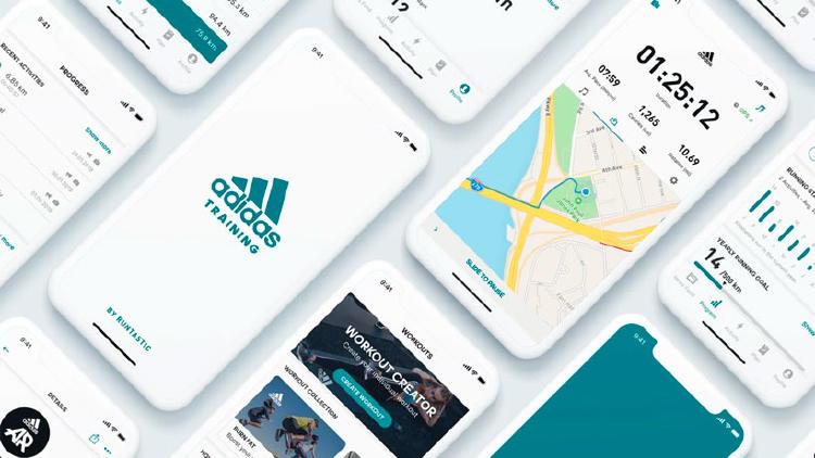 adidas running app correr
